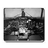 Airplane Classic Mousepad