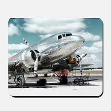 United DC-3 Mousepad