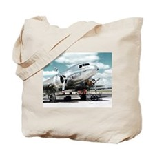 United DC-3 Tote Bag