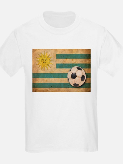 Vintage Uruguay Football T-Shirt