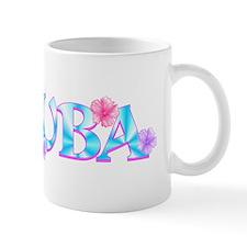 Aruba Flowers Mug