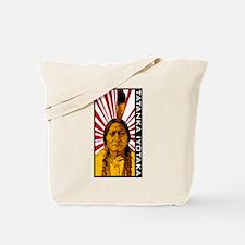 Tatanka Iyotaka Tote Bag