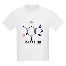 Molecularshirts.com Caffeine T-Shirt