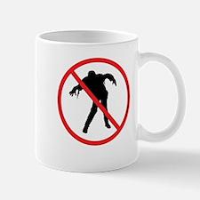 No Zombies Mug