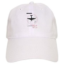 C-47 Turning Radius Baseball Cap