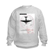 C-47 Turning Radius Sweatshirt