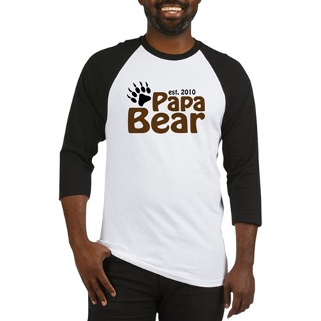 Papa Bear Claw 2010 Baseball Jersey