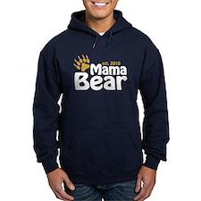 Mama Bear Claw 2010 Hoodie