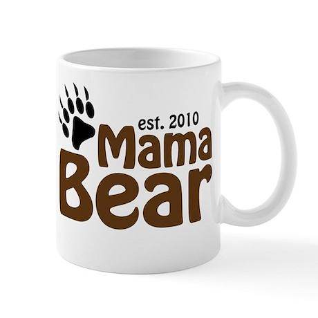 Mama Bear Claw 2010 Mug