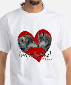 Imprinted 4 Ever Wolves Shirt