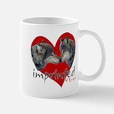 Imprinted 4 Ever Wolves Mug