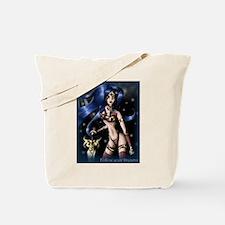 Warrior Elf Tote Bag