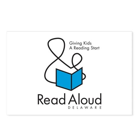 Read Aloud Postcards (Package of 8)