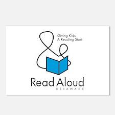 Read Aloud Postcards (Package of 8)