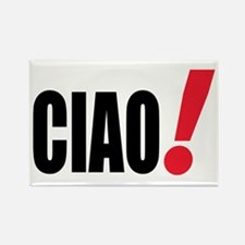 ciao Rectangle Magnet (10 pack)