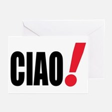 ciao Greeting Cards (Pk of 10)