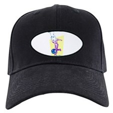 Cute Squidhead Baseball Hat