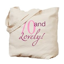 70 And Lovely Tote Bag