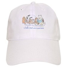 Chill out.... Baseball Cap