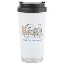Chill out.... Travel Coffee Mug