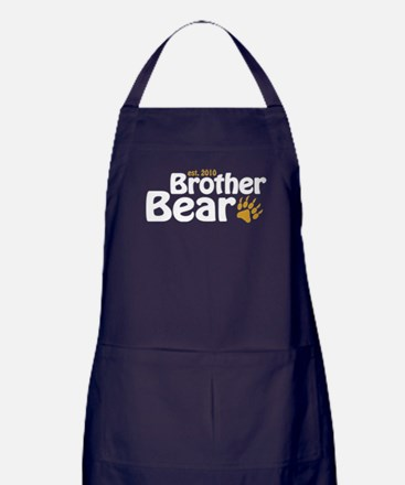 New Brother Bear 2010 Apron (dark)