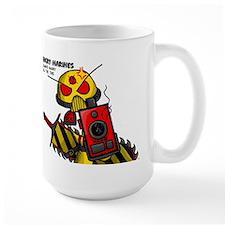 Angry Marines Mug