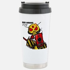 Angry Marines Stainless Steel Travel Mug