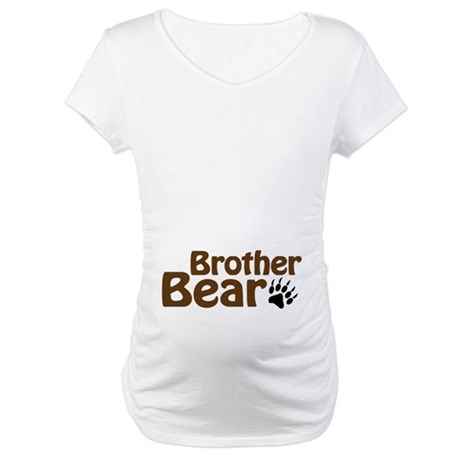 Brother Bear Maternity T-Shirt