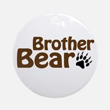 Brother Bear Ornament (Round)