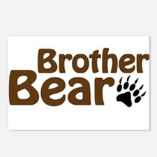 Brother Bear Postcards (Package of 8)