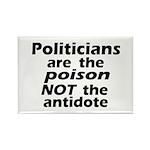 Politicians Refrigerator Magnet