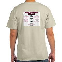 CCW Alabama Title Tourney T-Shirt