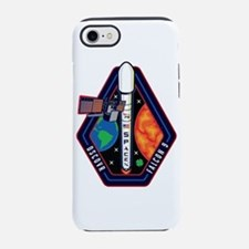 DSCOVR Launch Logo iPhone 7 Tough Case