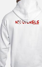 No Utensils Hoodie