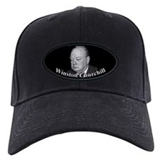 Winston Churchill 01 Baseball Hat