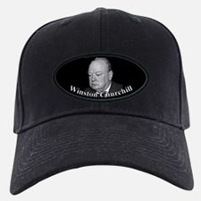 Winston Churchill 01 Baseball Hat