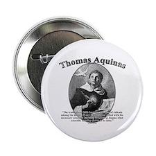 Thomas Aquinas 02 Button