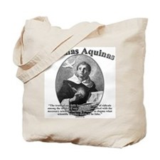 Thomas Aquinas 02 Tote Bag