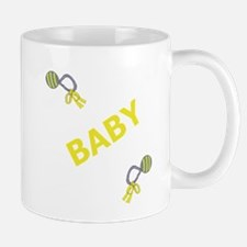 Baby Rattles Mug