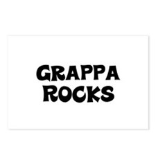 Grappa Rocks Postcards (Package of 8)
