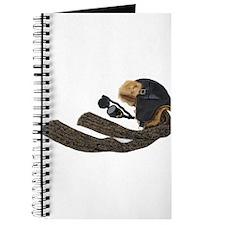 Steampunk Aviator Kit Journal