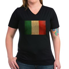 Vintage Italy Flag Shirt