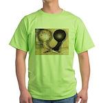 Jacobin Pigeons Green T-Shirt