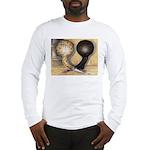 Jacobin Pigeons Long Sleeve T-Shirt