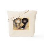 Jacobin Pigeons Tote Bag