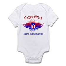 Carolina Infant Bodysuit