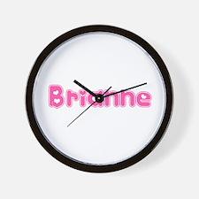 """Brianne"" Wall Clock"