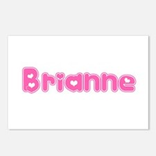 """Brianne"" Postcards (Package of 8)"