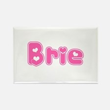 """""""Brie"""" Rectangle Magnet"""