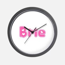 """Brie"" Wall Clock"